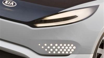 Kia Ray Plug-In Hybrid Concept Teased Further