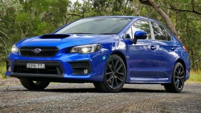 2018 Subaru WRX Premium new car review