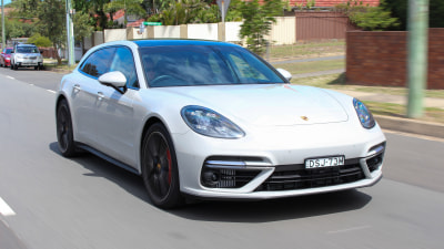 2018 Porsche Panamera Sport Turismo Turbo quick spin review