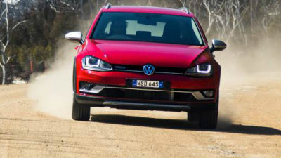 Volkswagen Golf Alltrack - 2015 Australian Price And Features