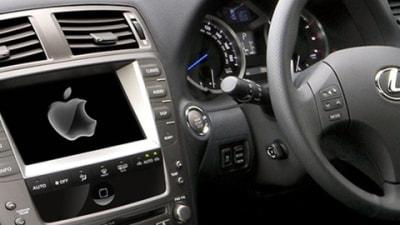 Apple Filing Patent For Innovative New Navigation System?