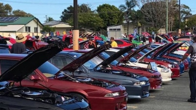 Queensland Holden fans flock to 2019 Muscle Car Masters