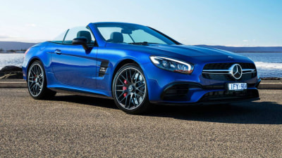 2017 Mercedes-Benz SL - Price And Features For Australia