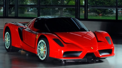 2012 Ferrari F70 To Be Lighter, More Powerful Than Enzo: Report