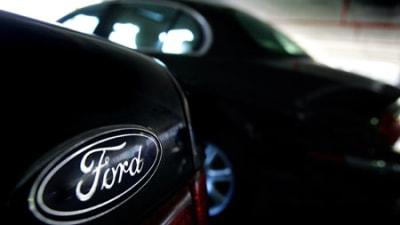 Ford Motor Co posts second quarter profit