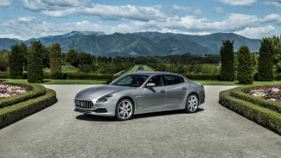2018 Maserati Quattroporte - Price And Features For Australia