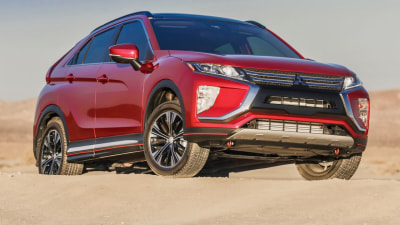Mitsubishi Eclipse Cross Pricing And Specifications