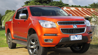 2014 Walkinshaw Holden Colorado Xtreme 4X4 Review