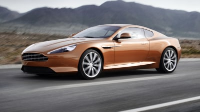 Aston Martin Virage And Virage Volante Revealed, First Australian Deliveries From July