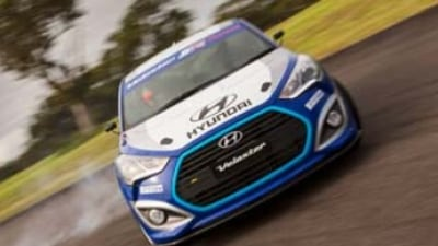Hyundai VelosteRaptor first drive review