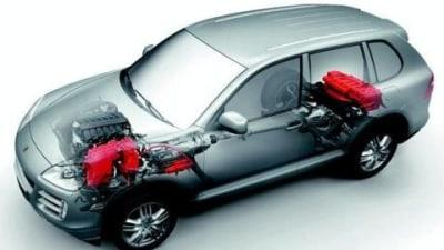 2010 Porsche Cayenne Hybrid Details Emerge
