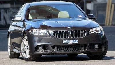 2014 BMW 550i Review: 5 Series M Sport Sedan