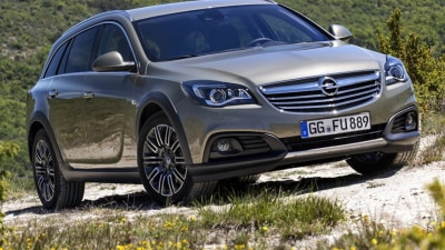 Opel Insignia Country Tourer Revealed