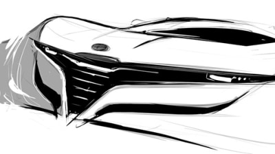 Bertone Alfa Romeo Coupe Concept To Appear At Geneva Motor Show