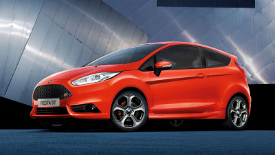 2017 Ford Fiesta ST - Mild Update Landing In September