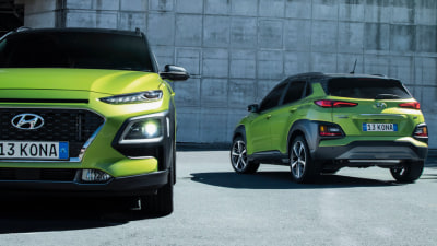 2019 Hyundai Kona recalled