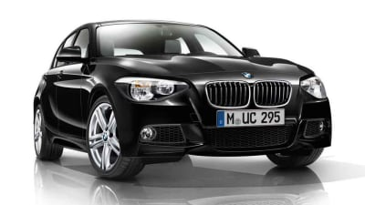 2012 BMW 1 Series M Sport Package Revealed
