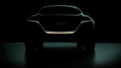 Aston Martin teases electric SUV before debut