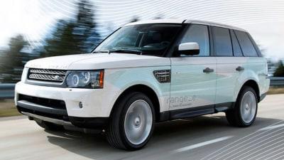 2010 Range Rover Range_e Hybrid Electric Range Rover Sport Prototype Revealed