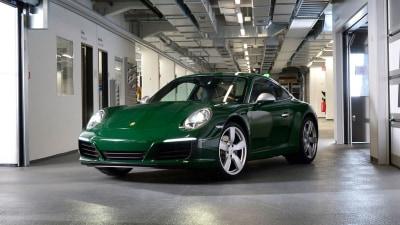 One-Off Porsche 911 Celebrates 1,000,000 Production Milestone