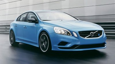 Volvo S60 Polestar PC: 380kW And A $300,000 Price-tag