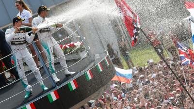 2014 Italian F1 GP: Hamilton Overcomes Bad Start To Take Monza Win