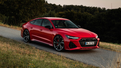 2020 Audi RS 7 Sportback review