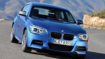BMW M135i Revealed In Production Form: First Petrol M Performance Car