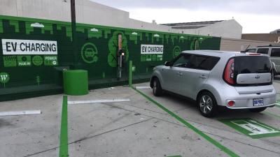 NRMA announces EV charging network