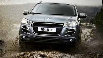 Peugeot 4008 On Sale In Australia Second Quarter 2012