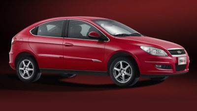 Chery J3 Hatch On Sale In Australia