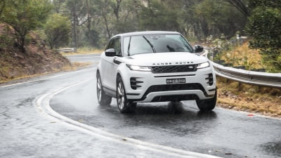 2020 Range Rover Evoque recalled