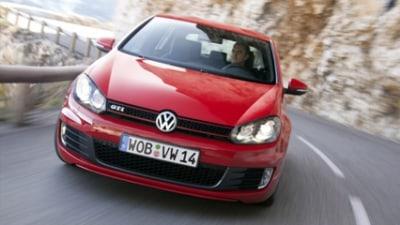 2013 Volkswagen Golf GTI To Get Power Boost: Report