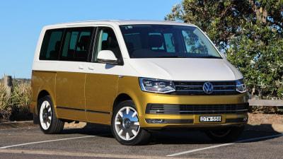 2018 Volkswagen Multivan 'Kombi 70' quick spin review