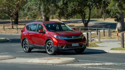 2019 Honda CR-V VTi-E7 review