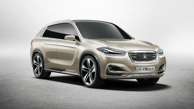 Zinoro 'Concept Next' Advances China's BMW-Brilliance Partnership