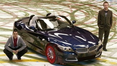 BMW Art Ad Canned By Advertising Watchdog For Promoting Hooning