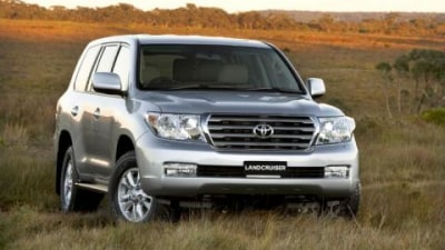 200 series Landcruiser to debut at the Sydney Motor Show