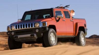 2009 Hummer H3T official videos