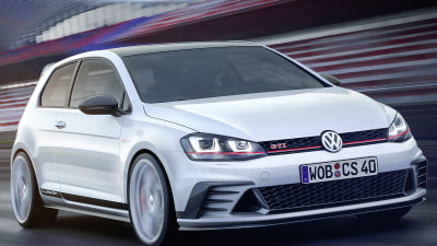 Golf GTI Clubsport Concept Revealed