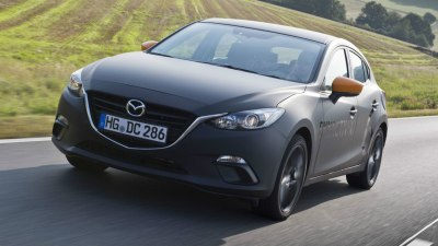 2017 Mazda3 Skyactiv-X Prototype REVIEW - The Future Is... Petrol?