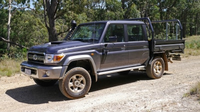 2017 Toyota LandCruiser 79 GXL Dual Cab Review | An Essential Addition To Any Outback-Aussie Toolkit