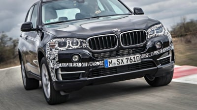 BMW X5 eDrive Plug-in Hybrid Update Bound For New York