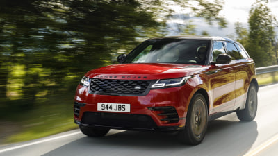 2018 Range Rover Velar Overseas Preview Drive | Former Off-Road Icon Forges A New Path As A Fashionista