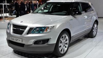 2011 Saab 9-4X Unveiled Ahead Of Australian Debut