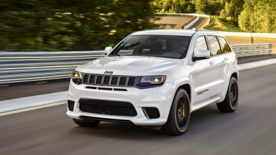 2020 Jeep Grand Cherokee Trackhawk price and specs: The muscle SUV returns