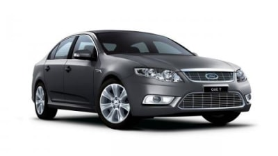 Ford CEO so impressed with FG Falcon - he wants one!