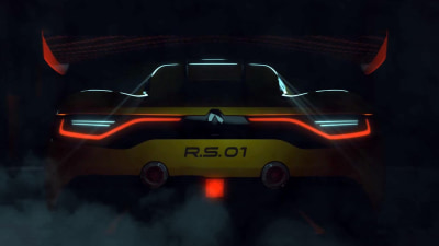 Renault RS01 Racer Teased: Video
