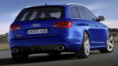 Audi RS6 Plus - even more power for the big banger