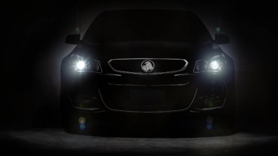 Holden Commodore VFII Teased - 'Hearing Is Believing'